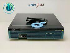 Cisco CISCO2951-SEC/K9 • Gigabit Ethernet Security Router  ■ SAME DAY SHIPPING ■