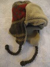 REI Fleece Winter Ear Flap Toboggan Youth One Size 0e72a5fc9063