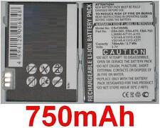 Batterie 750mAh Pour Siemens C75