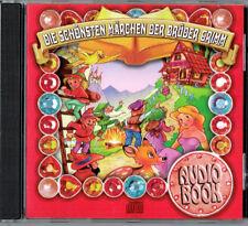 Die schönsten Märchen der Brüder Grimm, Hörbuch-Audio-CD - Dornröschen - Froschk