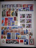 Germany East, GDR/DDR 1970. MNH. Fully Complete. Free UK P&P.