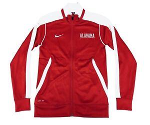 Nike Dri-Fit Women's Alabama Crimson Tide Track Jacket 647125-613 SZ XS