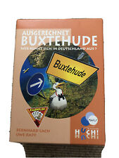Ausgerechnet Buxtehude, Gesellschaftsspiel