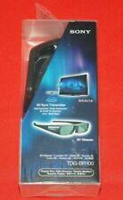 New Sony TDG-BR100 3D Active Glasses For Sony Bravia HX750 HX800 HDTV TV