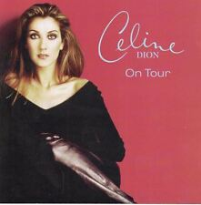 Celine Dion on Tour CD 550 Music Maxi Single 5 Tracks, 1998 Sony