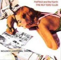 Hatfield And The North - The Rotters Club - 1987 (NEW CD)