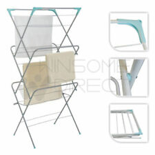 Utility/Laundry Room Metal Clothes Racks Horses