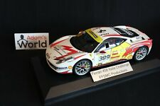 FFSMC built transkit Ferrari 458 Italia Challenge 1:18 #389 Marc Rooker (PJBB)
