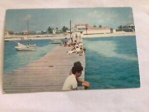 SAN PEDRO, Ambergris Caye, Belize Postcard