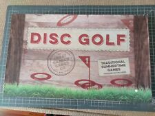 Disk Golf Set backyard games. Brand new. Never removed from the box.