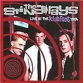 The Stingrays - Live at the Klub Foot 1984 (2010)  CD  NEW/SEALED  SPEEDYPOST