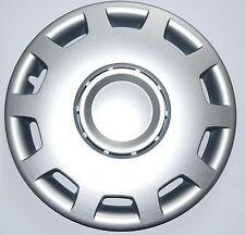 """Set di 4 16 """"rifiniture ruota, Cerchioni, Tappi per adattarsi FIAT GRANDE PUNTO, QUBO + regalo gratuito N. 6"""