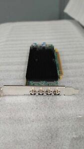 Matrox M9148 E1024LAF  PCIe x16 4 Ports Multi-Display Octal Graphics Card