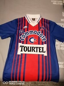 Maillot PSG Vintage 93-94. Taille L