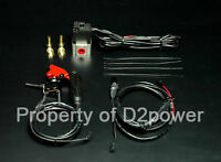 D2 Adjustable Electronic Turbo Boost Controller & HDi 60mm Boost Gauge Free Ship