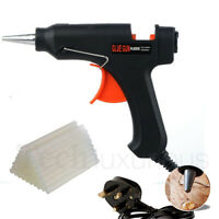 Glue Gun Hot Melt Electric Trigger With Glue Sticks 7mm DIY Adhesive Hobby Craft