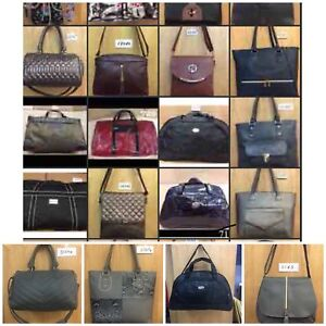 Wholesale Job lot Ladies Women Handbag 15 Pcs Mix