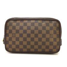 100% Authentic Louis Vuitton Monogram Trousse Toilette Pouch Bag/11438