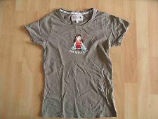 ADELHEID schönes Shirt AUF WOLKE 7! taupe Gr. XS NEUw. KJ1