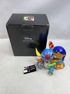 Disney Britto Lilo And Stitch Figurine - 4055232