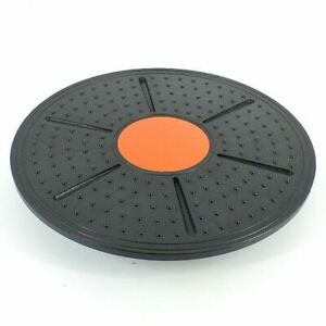 Yoga Balance Board Stability Exercise Trainer Fitness Sports Round Plates Disc