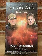Stargate Sg-1: Four Dragons Diana Dru Botsford Paperback Book #16
