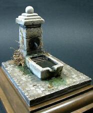 1/35 Scale Fountain - Fontaine de village (7 parts) NO.2 - Diorama accessory