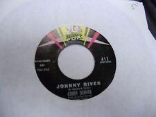 Corey Denver Johnny River/Theme 45 RPM 20th Century Fox Records VG+