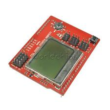 4884 LCD Joystick Shield V2.0 LCD4884 Expansion Board for Arduino Raspberry Pi W