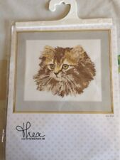 Thea Gouverneur Poes Suzanne counted cross stitch kit, sealed #930