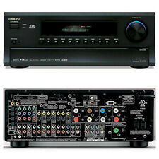 ONKYO TX-SR804 THX SELECT2 HDMI 7.1 CHANNEL UP-CONVERTING A/V RECEIVER FULL TEST