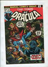 THE TOMB OF DRACULA #13 (8.5) ORIGIN OF BLADE