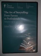 The Art of Storytelling: From Parents to Professionals Vol. 2 (DVD, 6-Disc Set)