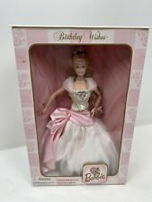 Birthday Wishes Barbie NRFB 1998