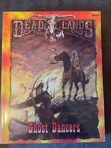 Classic Deadlands RPG Lot OOP
