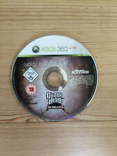 Guitar Hero: Metallica for Xbox 360 *Disc Only*
