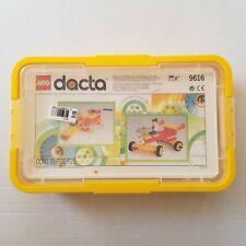 LEGO DACTA #9616 Technic Wheels Axles Set classroom homeschool cooperative stem