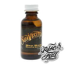 SUAVECITO - BAY RUM BEARD OIL 30ml | Bartöl | Barber | HotRod | auth. dt.Händler