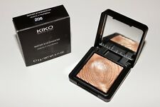 KIKO Water Eyeshadow 208 Light Gold (MAC Whisper Of Gilt Highlighter DUPE)
