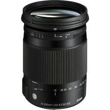 Sigma 18-300mm F3.5-6.3 DC Macro OS HSM 'C' Lens - Sigma Fit (UK Stock) BNIB