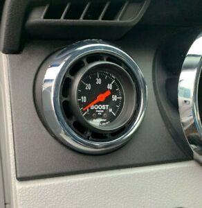 Ford Mustang 05-09 Vent Gauge Pod