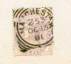 GREAT BRITAIN--Individual Stamp Scott #88