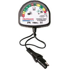 Optimate Test - Battery & Alternator Tester