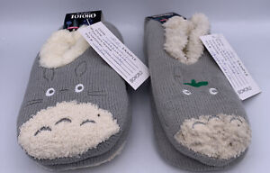 Bioworld My Neighbor Totoro Knit Slippers Set of 2 - One Size