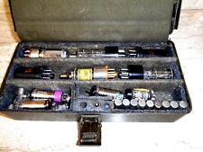 US-ARMY-SIGNAL CORPS-CASE CY-684/GR - COMPLETA DI RICAMBI PER RADIO MILITARI