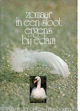 Ed van der Elsken / Hans Bouma  - Zomaar in een sloot ergens bij edam