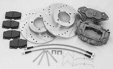 Datsun 240Z early 260Z Front Stage 3 Performance Disk Brake Upgrade Kit