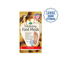 [PUREDERM] Exfoliating Foot Mask Large 1 pair * 1/5/10pcs Lot