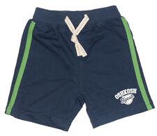 Size 000 - Navy Baby Toddler Boys Shorts Pants Oshkosh B'Gosh Motif