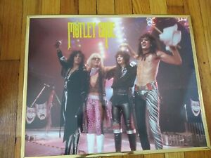 Motley Crew Carnival Prize Poster Picture